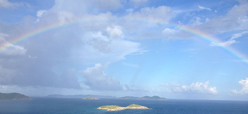 St. John VI, Horizons Cottage Rainbow View